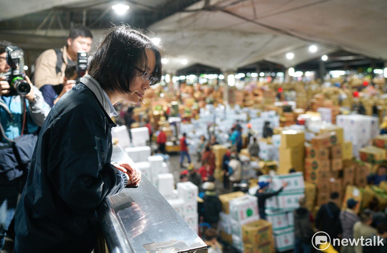 前北農總經理吳音寧。 圖:張良一/攝(資料照)