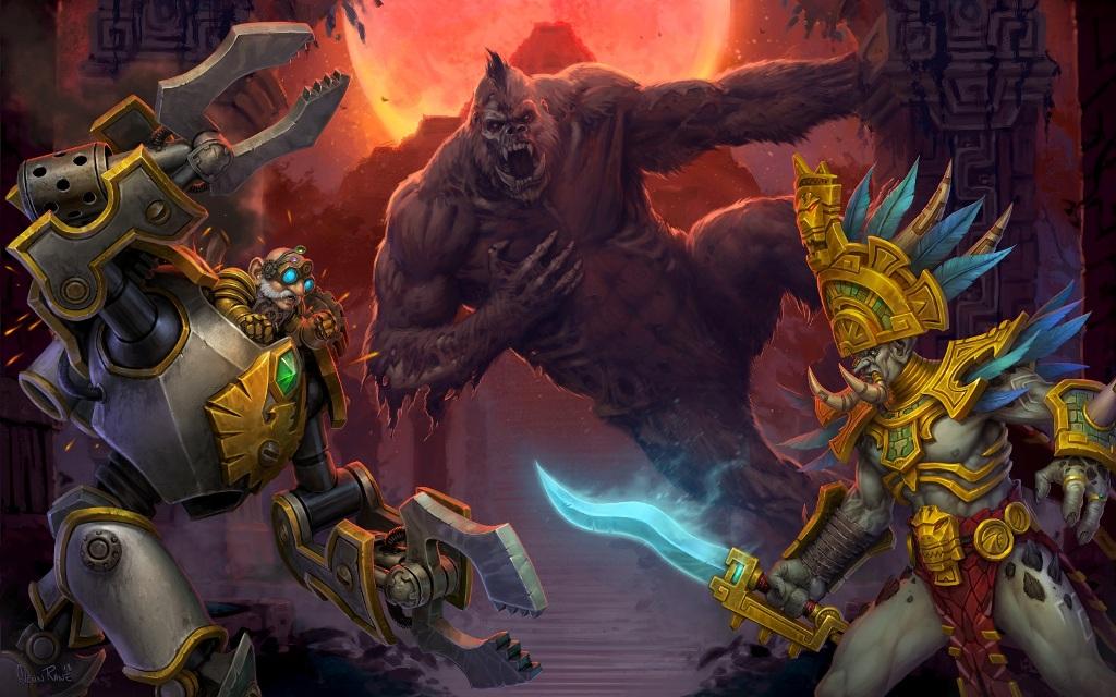 《魔獸世界 決戰艾澤拉斯》最新更新《復仇之潮》即將上線。
