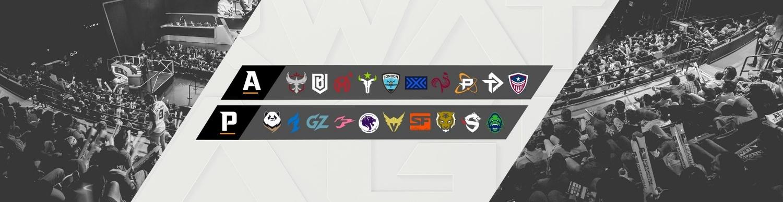 本季20支隊伍分區名單