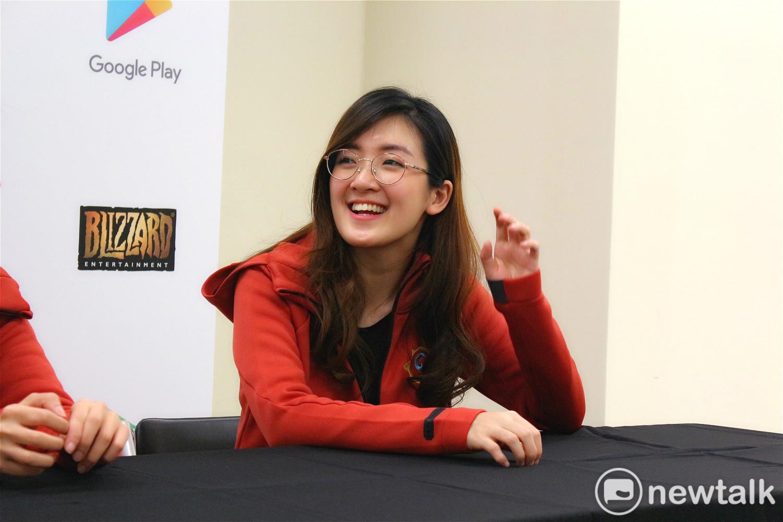 Jia才在一週前的WSOE《爐石戰記》女子邀請賽拿下冠軍。