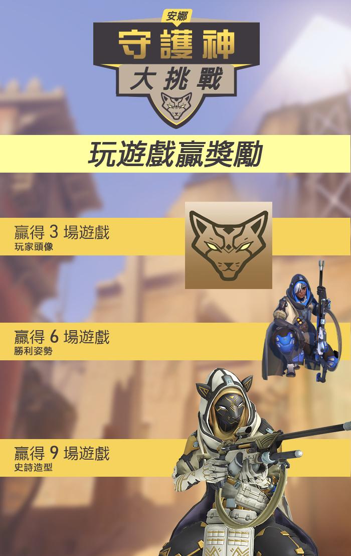 玩家將在活動期間完成以上任務,方可獲得獎勵。
