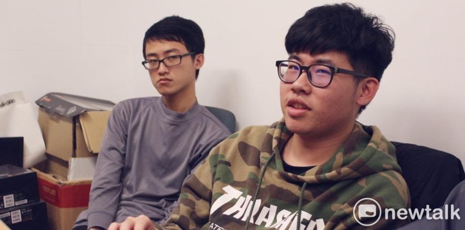 田旭峰談作為選手的感想。