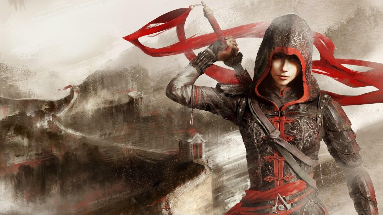 《刺客教條 編年史》「中國」部分的主角為刺客少芸