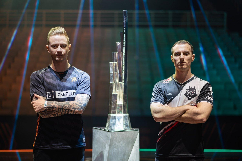 G2 與 FNC 早早取得了世界賽資格,至於誰能與他們比肩,仍有待賽事決定。
