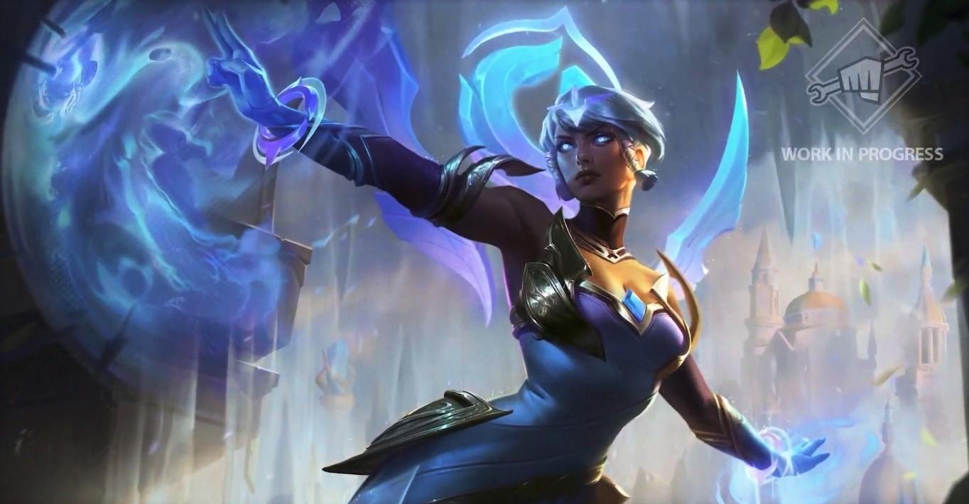 Riot Games 將推出「黎明使者」卡瑪的造型