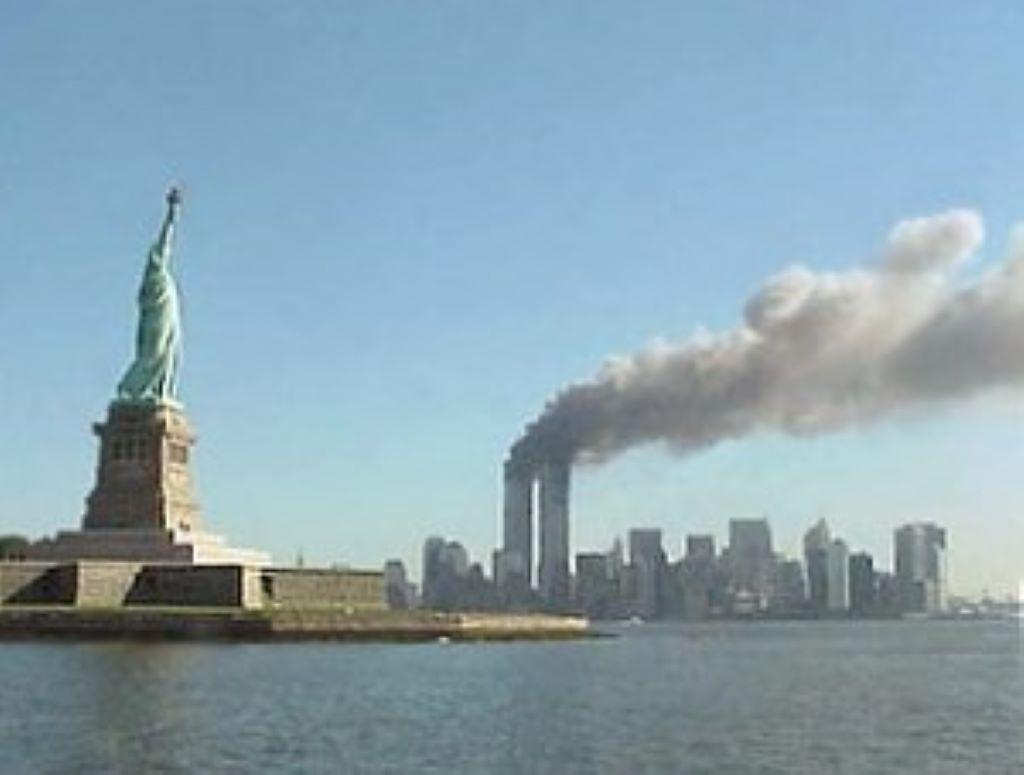 美國911事件。圖/維基百科