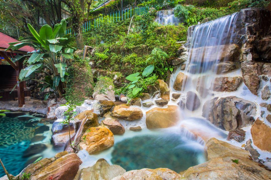 谷關溫泉和大坑距離不遠,安排成兩天一夜行程最適合不過。圖:翻攝自台中觀光旅遊網