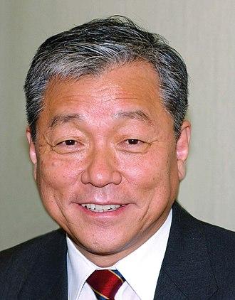 世衛組織前總幹事李鍾郁。 圖:翻攝自維基百科