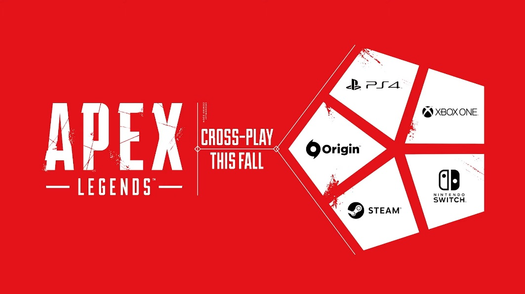 《APEX英雄》將在今年秋季正式支援所有平台間跨平台遊玩。 圖:翻攝自Youtube