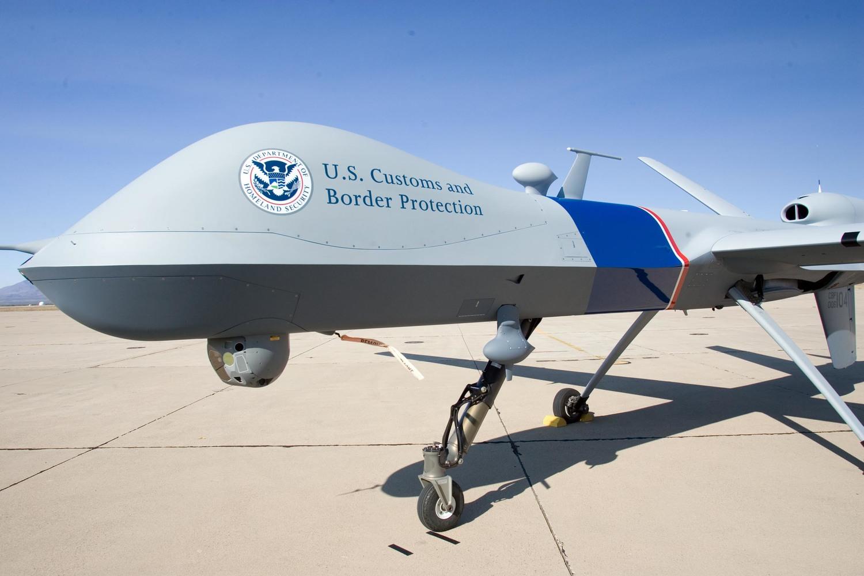 美國積極保衛國土安全,圖為美國國土安全部偵察機。 圖:維基百科