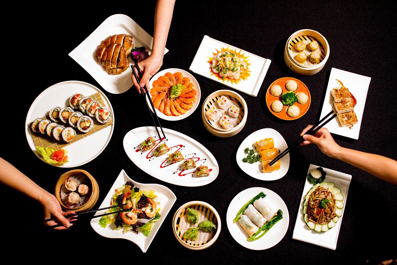中西料理無限享用。 全國大飯店/提供