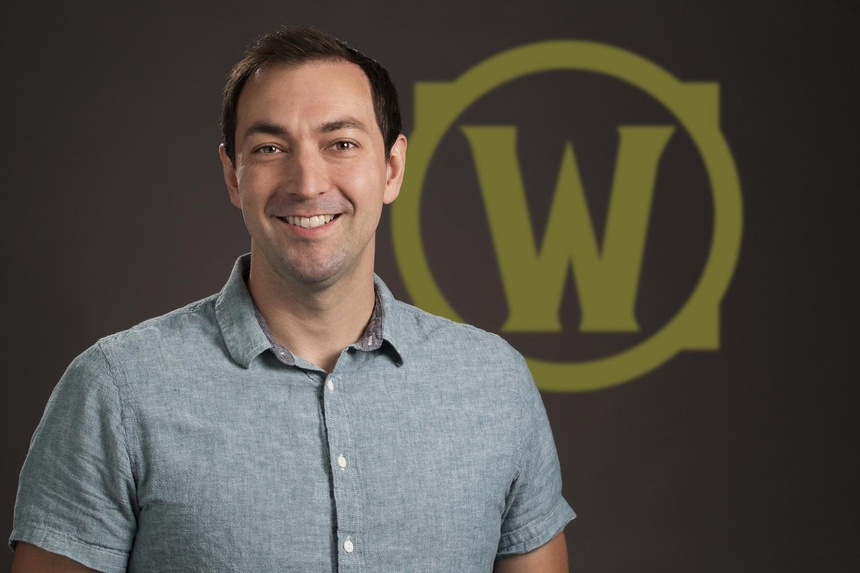 《魔獸世界》首席遊戲設計師Morgan Day 圖:暴雪娛樂提供