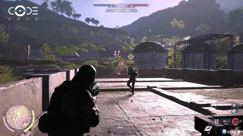 就是他!擊殺他或保護他! 圖:WANIN Games提供