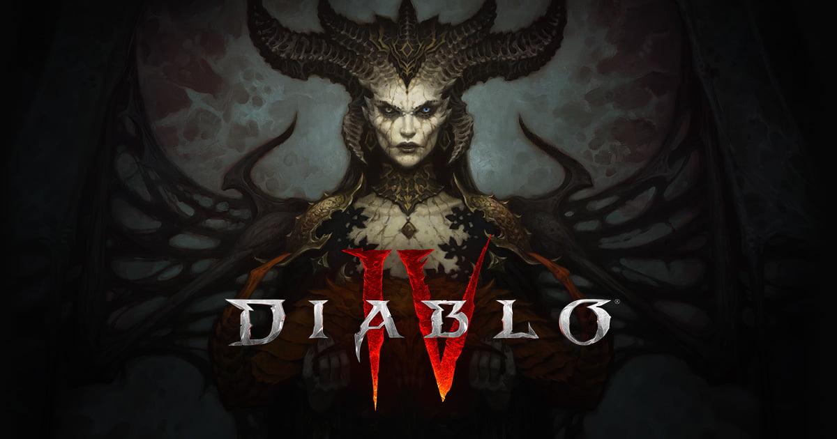 《暗黑破壞神4》也被玩家引頸期盼早日上市。 圖:翻攝自官網