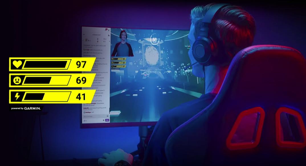 Garmin 推出「Instinct Esports 電競潮流版」