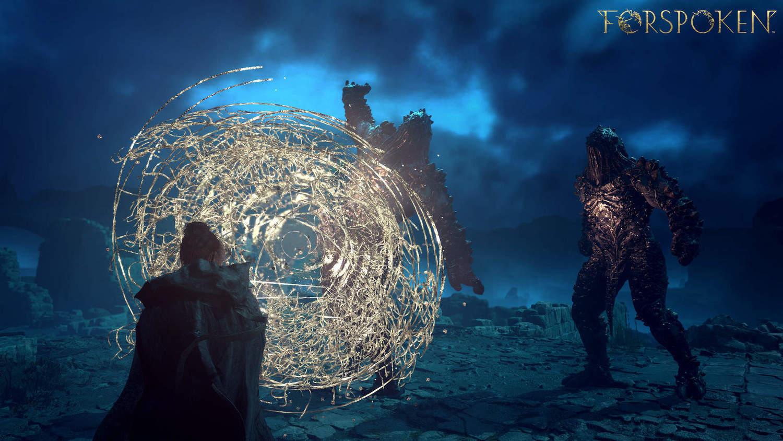Frey在遊戲當中能夠施展魔法。 圖:翻攝自Square Enix 官網