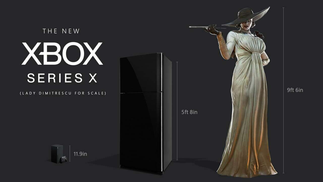 連Xbox官方都加入二創蒂米特雷斯庫的行列。 圖:翻攝自Xbox推特