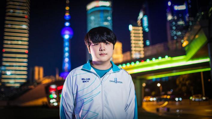 身為2020世界大賽與2021LCK春季賽MVP,Canyon的表現出色。 圖:翻攝自Riot Games