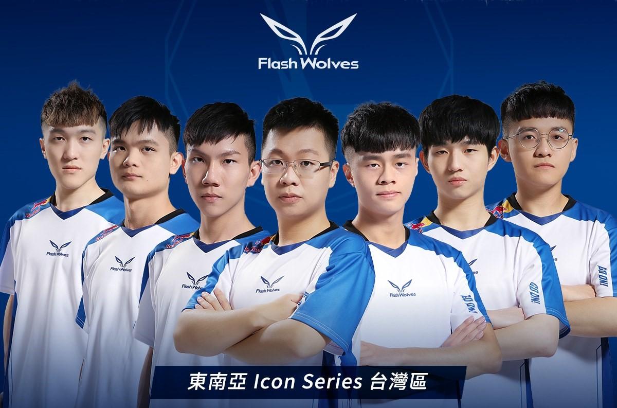 閃電狼與ONE將代表台灣出戰。 圖:翻攝自閃電狼粉絲專頁