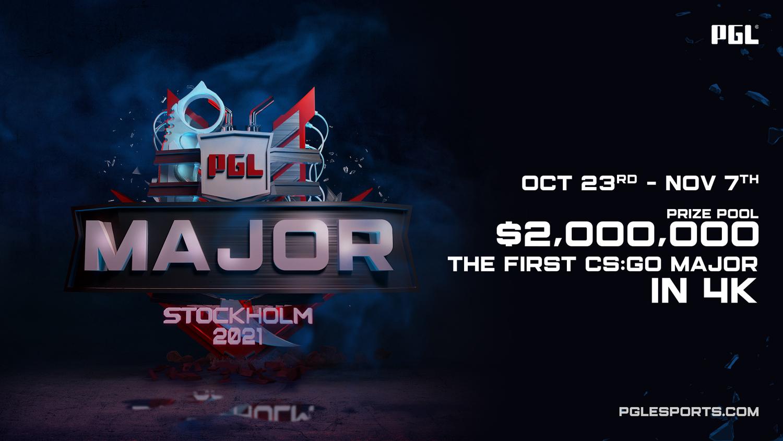 因疫情沉寂兩年的《CS:GO》Major預計於10月舉辦。 圖:翻攝自CS官網