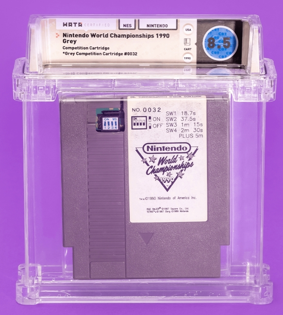 專為比賽設計的《NWC 1990》相當稀有。 圖:翻攝自Otis官網