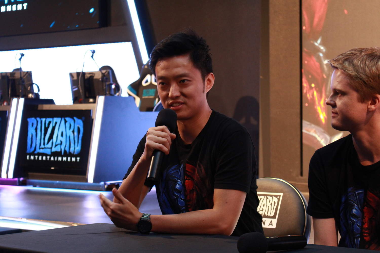 John Yang主要負責執行《決戰艾澤拉斯》中一系列的角色職業與專精的平衡。