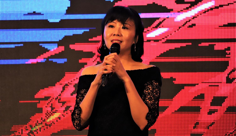 JFI Games競鋒國際總經理Eva表示,JFI Games身為台灣新興遊戲研發商,將致力打造台灣原創自製的成功遊戲
