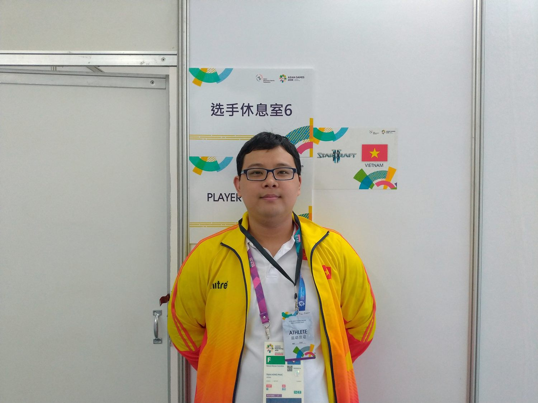 越南選手MeomaikA。
