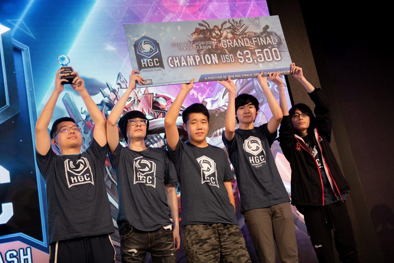 台灣戰隊Luna Meow將出征11月BlizzCon舞台HGC總決賽。