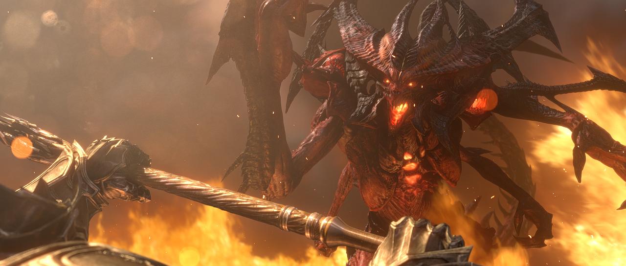 《暗黑破壞神®III:永恆之戰版™》讓全新世代玩家也能迎戰烈焰地獄的駭人魔物。