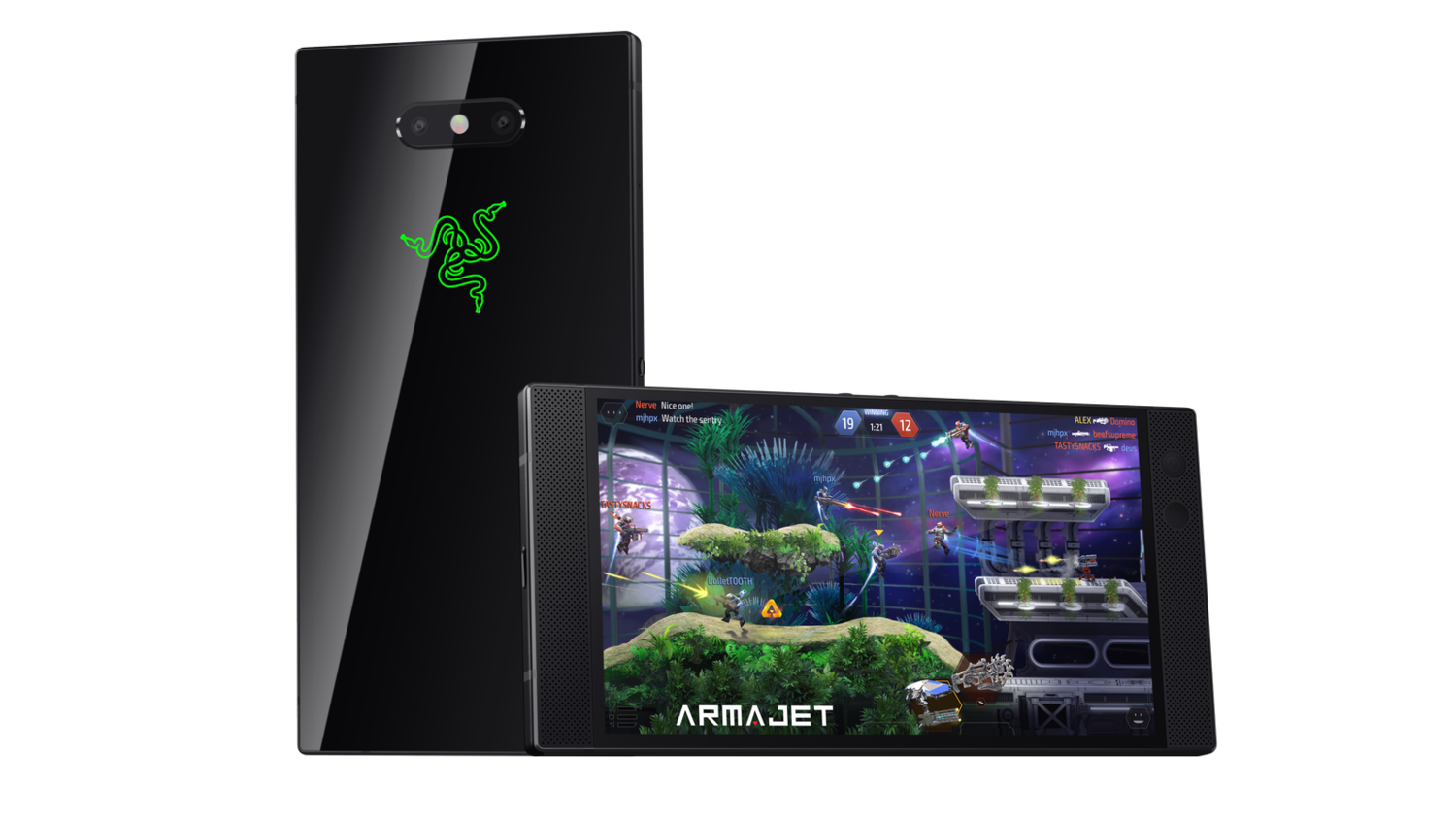 Razer Phone 2 性能更進化。