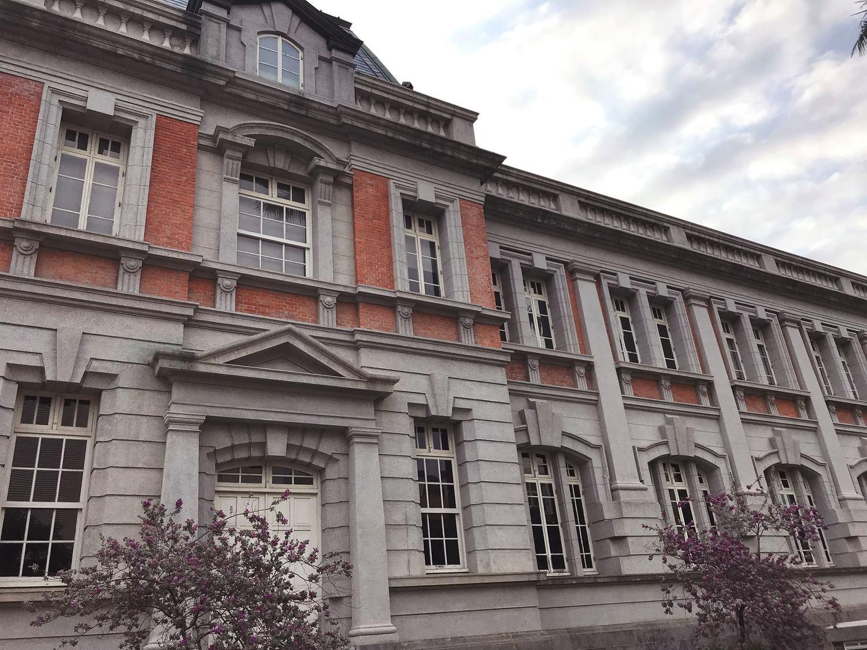 國立台灣文學館是臺灣首座國家級文學館,主要蒐集、整理、典藏與研究臺灣近代文學史料。圖:翻攝自台灣文學館臉書