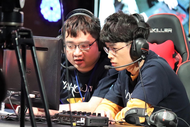 台灣紅隊發揮韌性,與香港隊戰至最後一局。