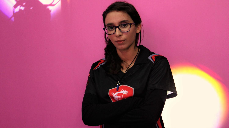 來自阿根廷的Zyven從12歲就開始接觸第一人稱射擊遊戲(First-person shooter,FPS),而且對FPS遊戲情有獨鍾。
