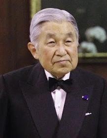 日本明仁天皇將於4月30日退位。 圖:翻攝自維基百科