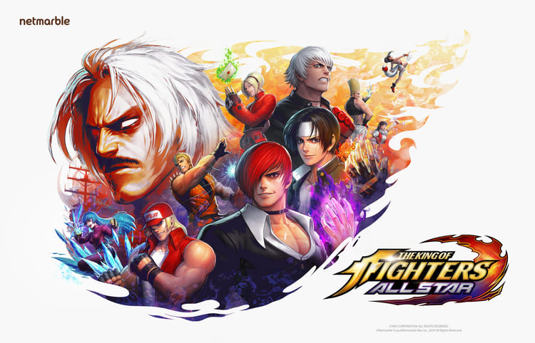 《The King of Fighters All Star》也預計在今年度在全球推出。