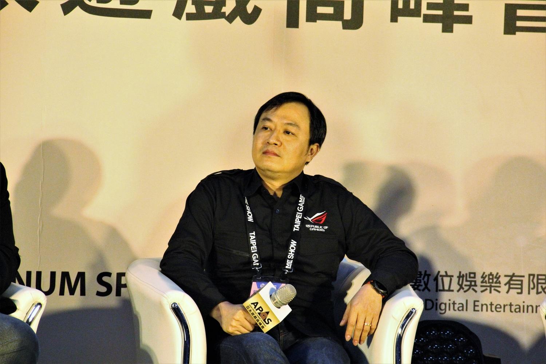 華碩業務副總廖逸翔表示去年華碩ROG玩家共和國業績成長超過40%。