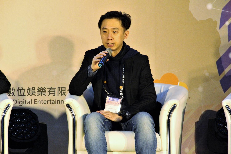 TESL台灣電競聯盟總監林祐良表示去年的IESF世界電競錦標賽獲得許多企業跨產業合作。