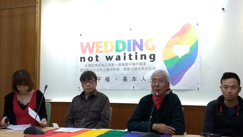 段宜康堅持推動同婚修法。 圖:陳佩君/攝(資料照片)
