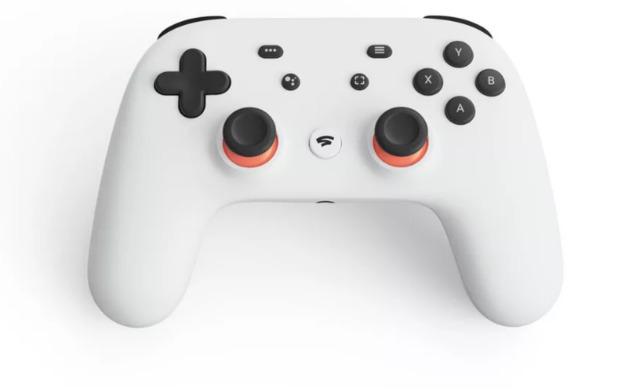 Google也推出了專屬手把「Stadia Controller」,讓玩家可以更方便的操作Stadia的各項功能。