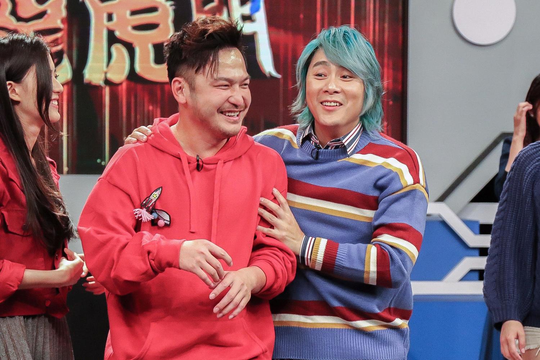 王仁甫(右)和KID的互動充滿火花。