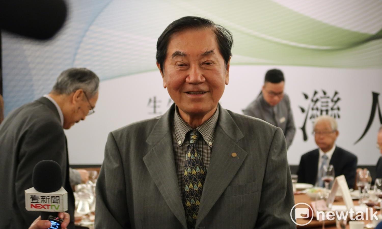 遠景基金會董事長陳唐山被列入黑名單,父母過世無法返台奔喪,一生遺憾。圖/林朝億/攝