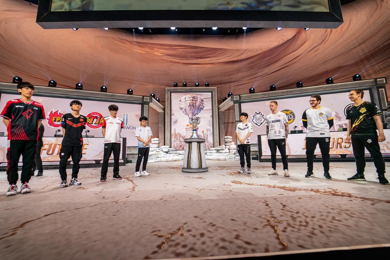《英雄聯盟》 S9 世界賽八強對戰順序正式出爐