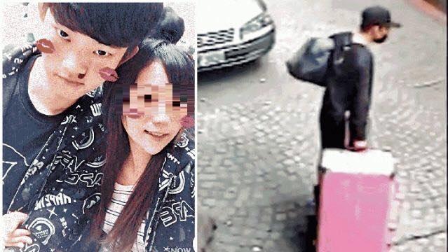 涉犯2年前「港女潘曉穎命案」的香港人陳同佳,預計在23日在香港另案刑滿出獄,傳出將來台「投案」。圖:翻攝關注陳同佳台灣殺人案臉書