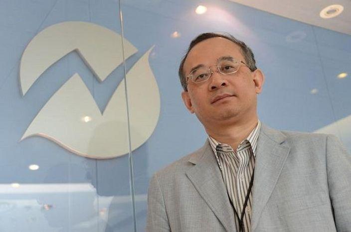 中國創新投資執行董事兼主席向心的照片少得可憐,堪稱低調到極致。