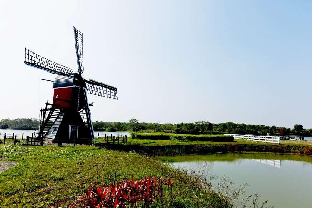台南德元埤荷蘭村有濃厚的荷蘭風情。 圖:翻攝自台南旅遊網