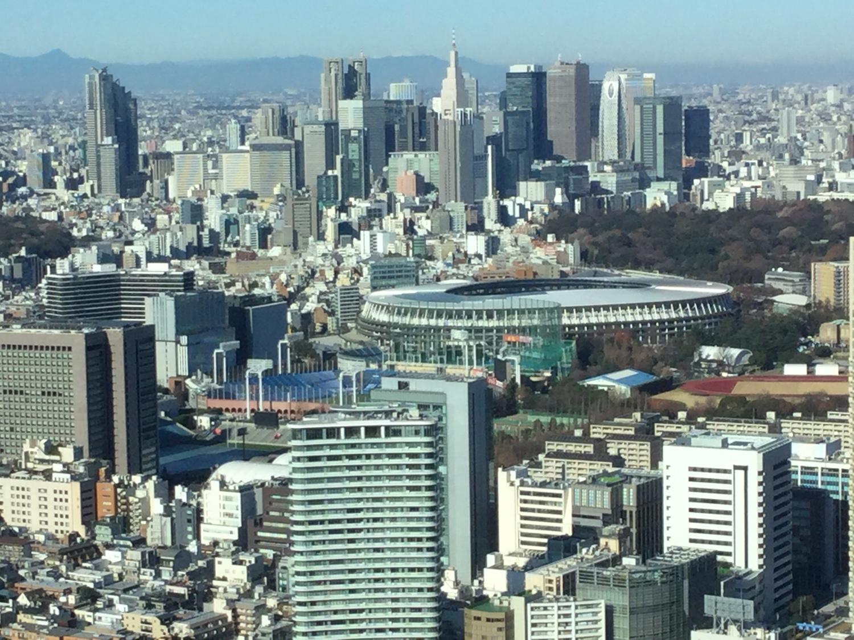 日本為了辦東奧而不驗不醫,因為不辦東奧會損失30兆日圓,不知道這樣遮蔽才無法辦東奧 圖:劉黎兒攝影