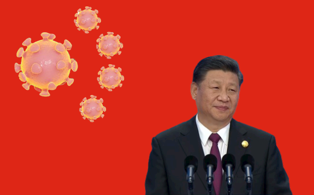 中國國家主席習近平。 圖:新頭殼合成