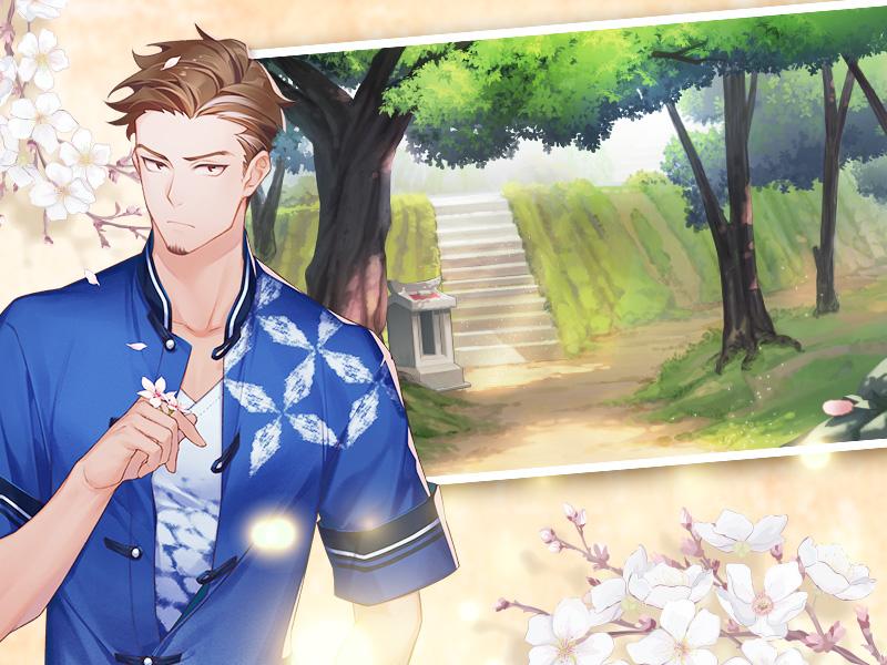 遊戲中將有機會可以看到文豪穿上客家藍染服飾的模樣 圖:唯數娛樂/提供