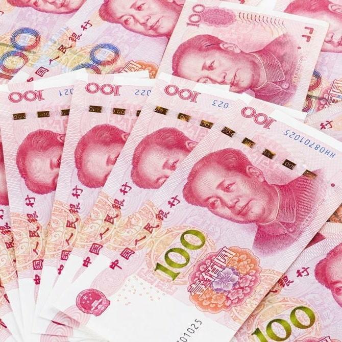 外國公司則長期以來一直在抱怨說,中國金融市場開放有限。圖為人民幣示意圖。 圖:取自館長陳之漢臉書